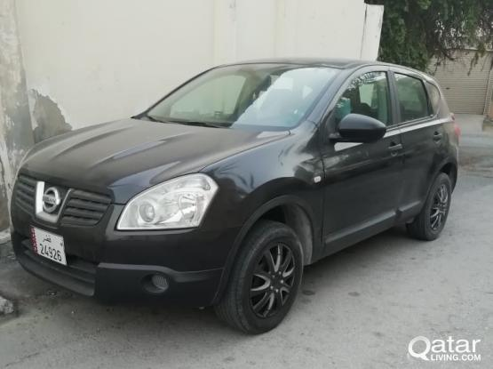 Nissan Qashqai  2009