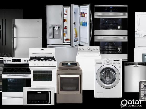 LED, LCD, Water Heater, Washing machine, AC Repair.