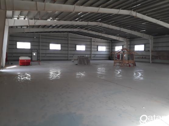 Warehouse for rent in Berkat Al Awamer