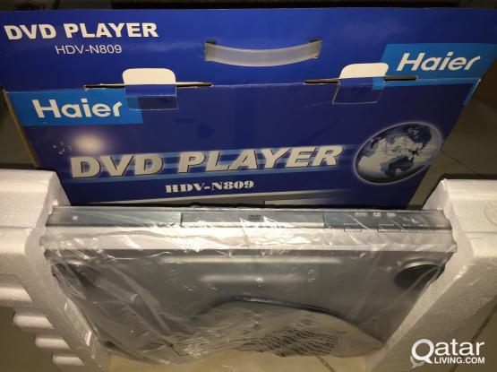 Haier dvd player