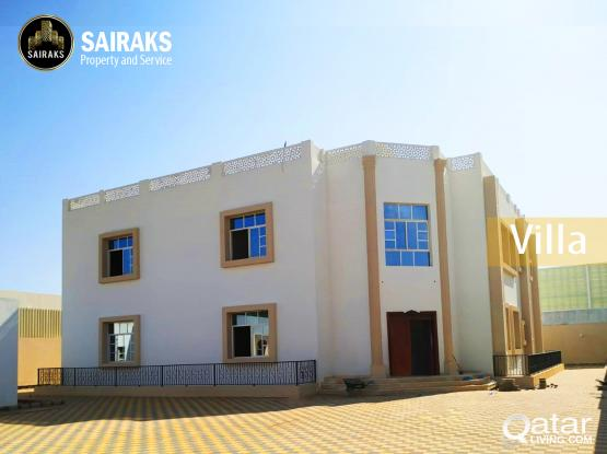 Huge Loft Style Ladies Staff Villa Available For Rent In Al Sakhama