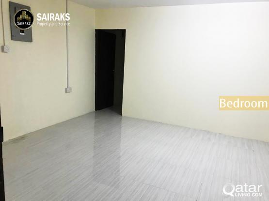 1 MONTH FREE! Spacious 1 BHK Unfurnished Apartment Available For Rent In Muaither