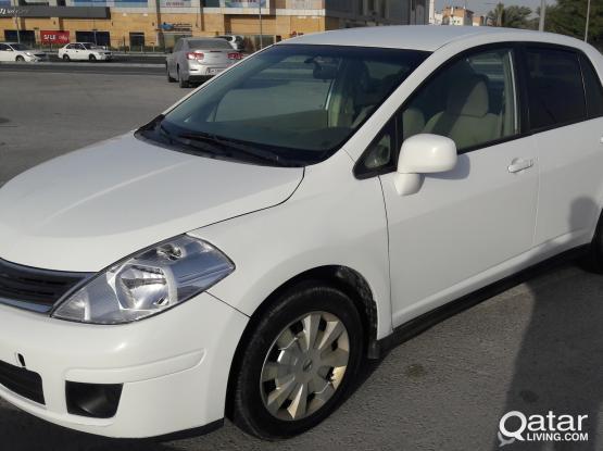 Nissan Tiida 1.8L 2011