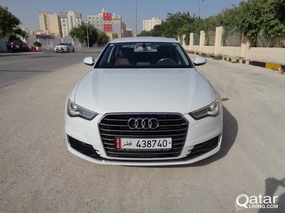 Audi A6 2.0 T 2016