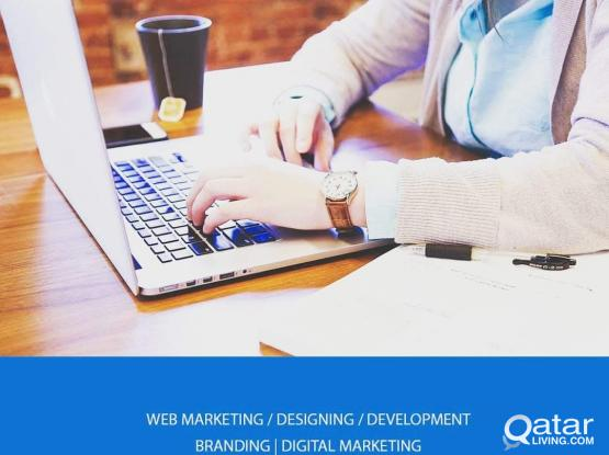 Advertising - Digital Media - Web Designing