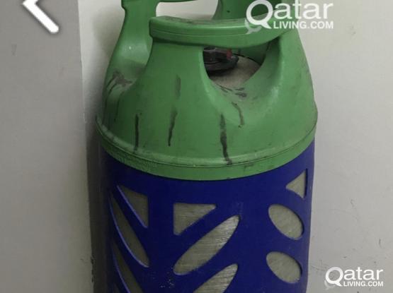 Woqod cylinder
