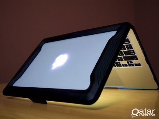 Original Militry Tough Macbook bumper case