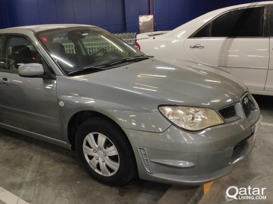 Subaru Imperza 2007
