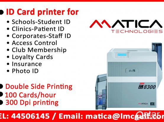 Matica ID card Printer