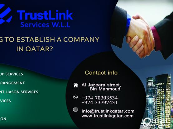 company formation & sponsorship with office space
