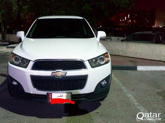 Chevrolet Captiva LS 2015