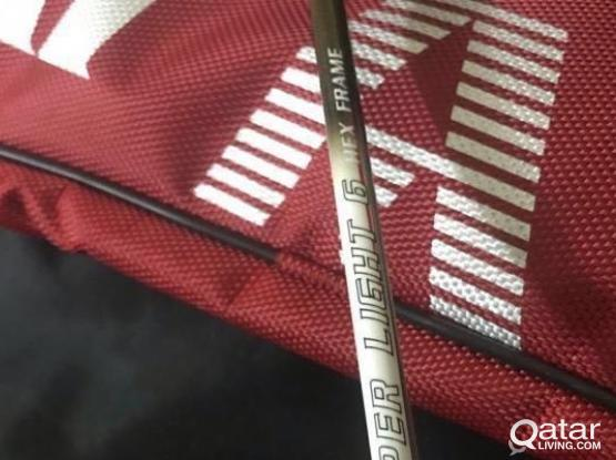 Badmintion racket ashway brand for sale