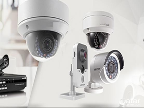 CCTV CAMERA 50 QAR  CONTACT- 77059150