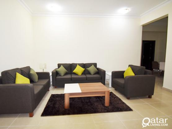 2-BHK Fully Furnished in Al Mansoura