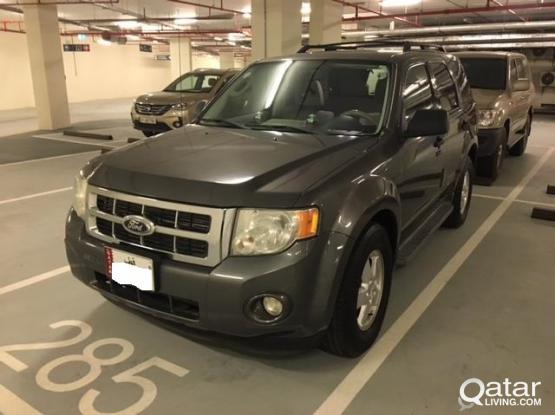 Ford Escape SEL 2010