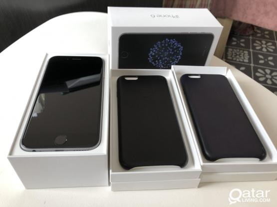 IPhone 6, Space Gray, 32GB for Sale