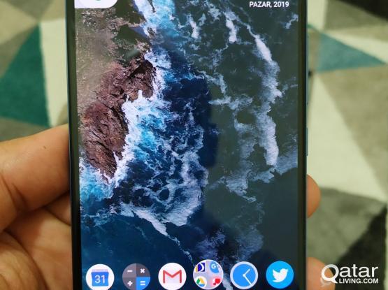 Xiaomi Mi 8 64 GB Blue Color