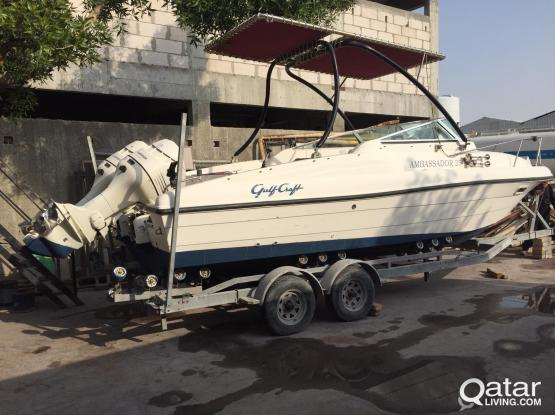 Boat for Sale -Gulf Craft