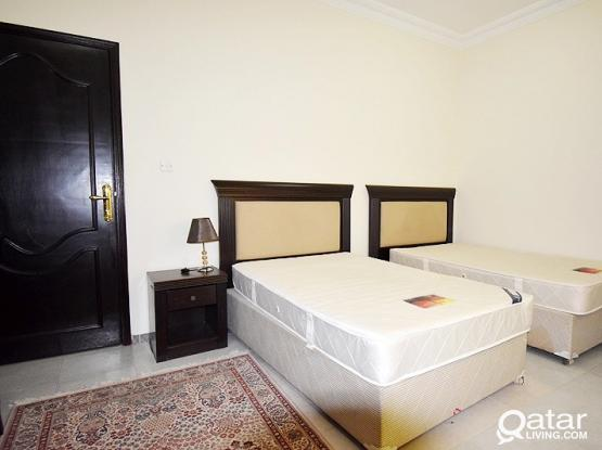 Two bedroom furnished units in Bin Mahmoud