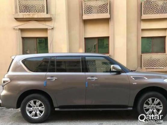 Nissan Patrol LE 2013