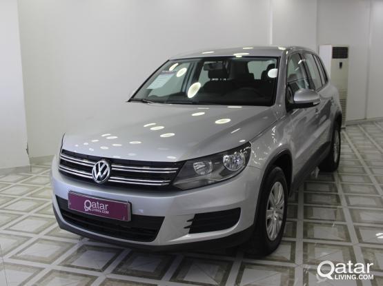 Volkswagen Tiguan 2.0 TSI 2015
