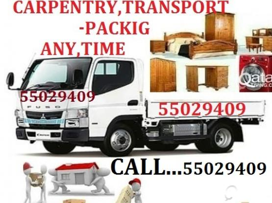55029409,SHIFTING,MOVING,CARPENTAR-WITH-TRUCK&PICK,UP-PLEASE,CALL-55029409