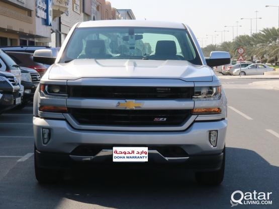 Chevrolet Silverado Z71 2018