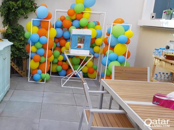Steel Structure for Balloons
