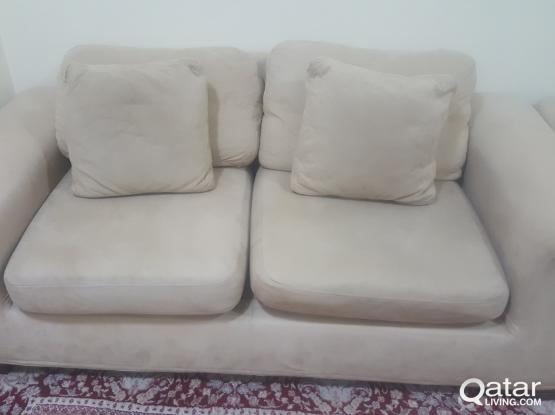 Home center Sofa 3 + 2 + 2 seater