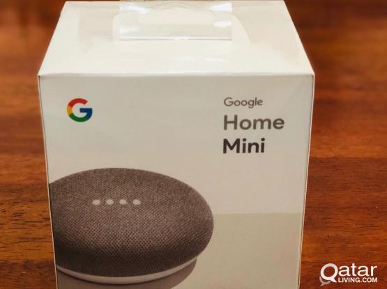google home mini brand new