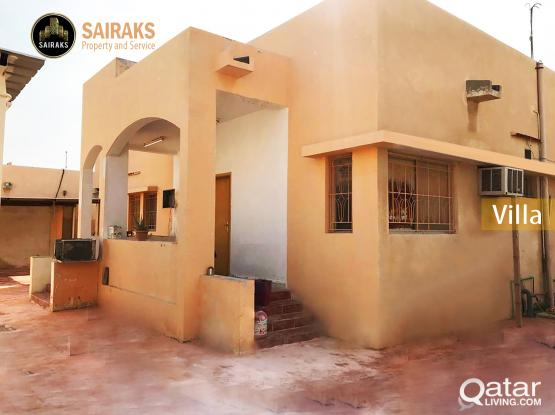 1 MONTH FREE! Huge Standalone Villa Available For Rent In Muaither
