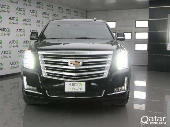 Cadillac Escalade Standard 2016
