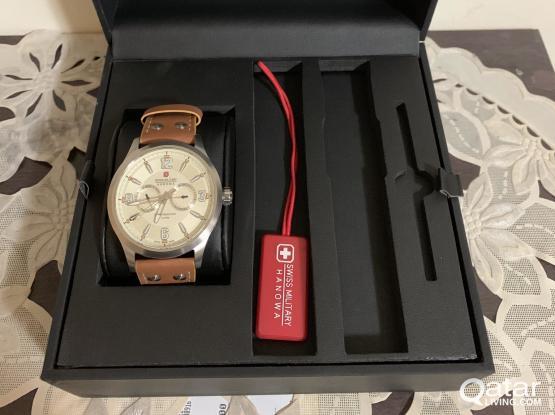 Swiss Military Watch - Original Swiss Made