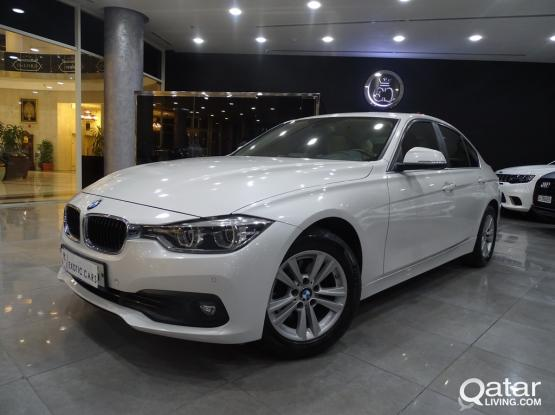 BMW 3-Series 320 i 2017