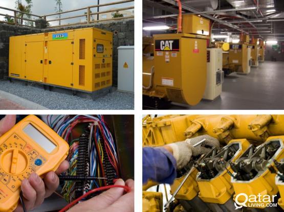 Generator Maintenance and Repair 20Kva to 1000Kva