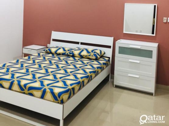 Fully furnished 1bhk in Thumama - No Commission