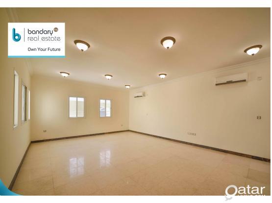 2 months free: 6-BR Villa @Al Khor area.