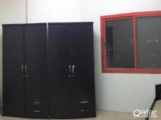 Fully furnished bedspace avilable in Hilal