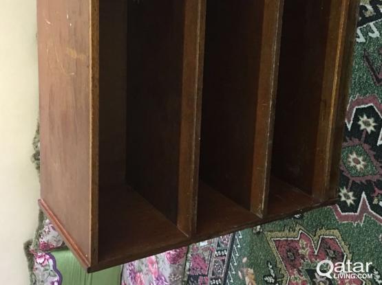 pure wood shelves cabinet