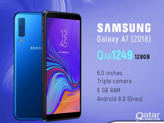 Galaxy A7 (2018) 128GB