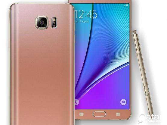 Note 5 Rose Gold 32GB