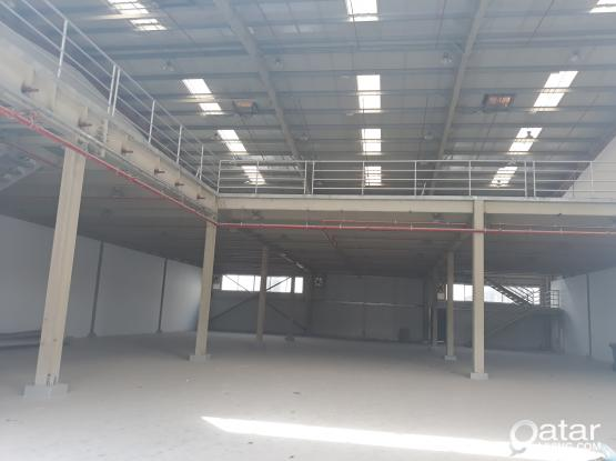 1396 Sqm Brand New Warehouse in Industrial Area