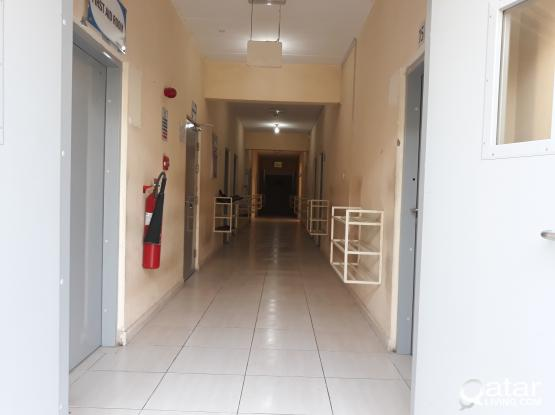 94 and 188 Rooms Labor Accommodation in Industrial Area