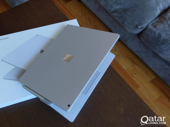 i5 Microsoft surface Book for sale.