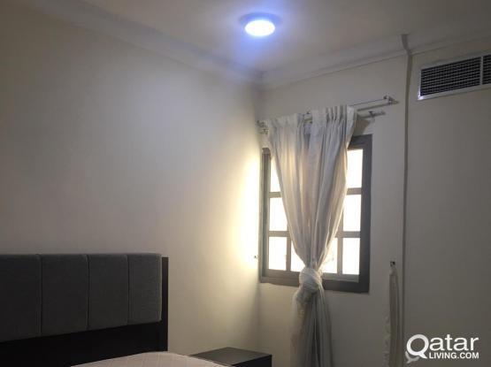 ONE MONTH FREE: Fully furnished 1bhk at Al Doha Al Jadeeda