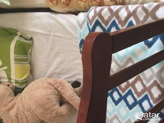 kids bed for sale with mattress