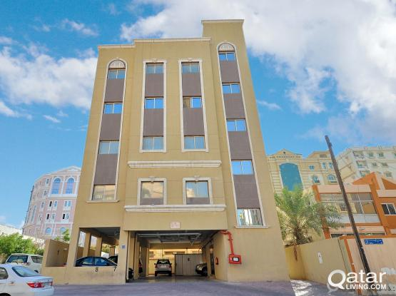 UN FURNISHED, 2 BEDROOM FLAT @ AL MANSOURA WITH ONE M