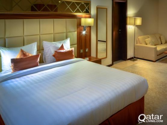 Standard Queen/King Deluxe - Golden Ocean Hotel