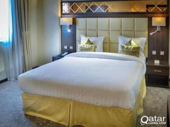 Queen Suite -  Golden Ocean Hotel