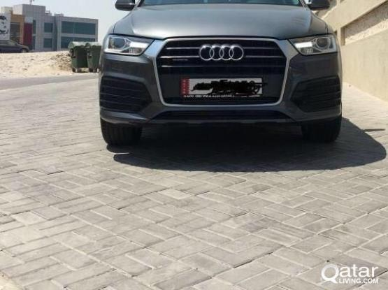 Audi Q3 2.0 T 2017